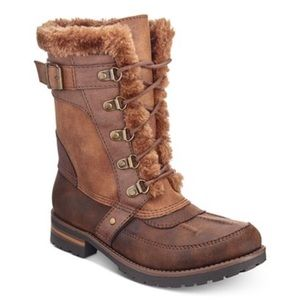 NEW Rock and Candy fur lined cold weather boots